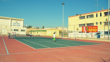 Refurbishment of Courts
