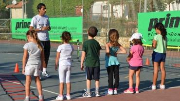 Tennis after School